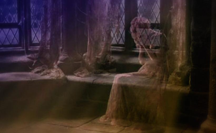 Привидение Крустпилсского замка