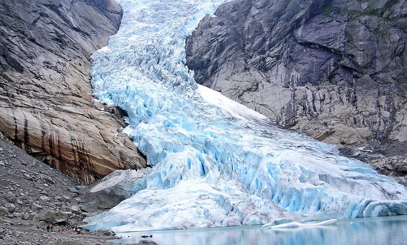 Ледник Бриксдайл