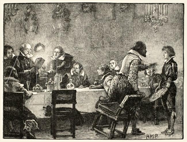 Лорд Монтигл и анонимное письмо
