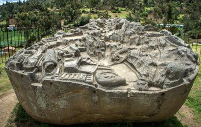 Загадка перуанского камня с макетом города