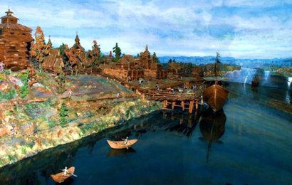 Легенда Заполярья — исчезнувший город Мангазея