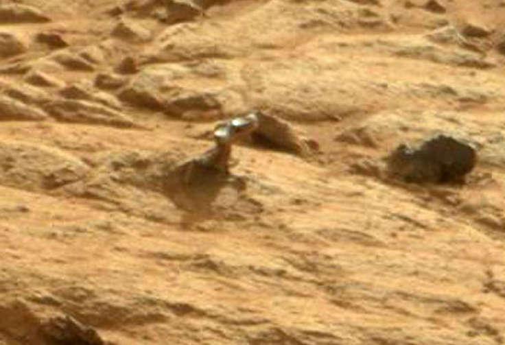 Загадочные объекты Марса