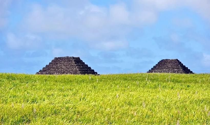 Пирамиды острова Маврикий
