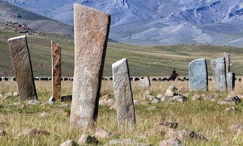 Оленьи камни