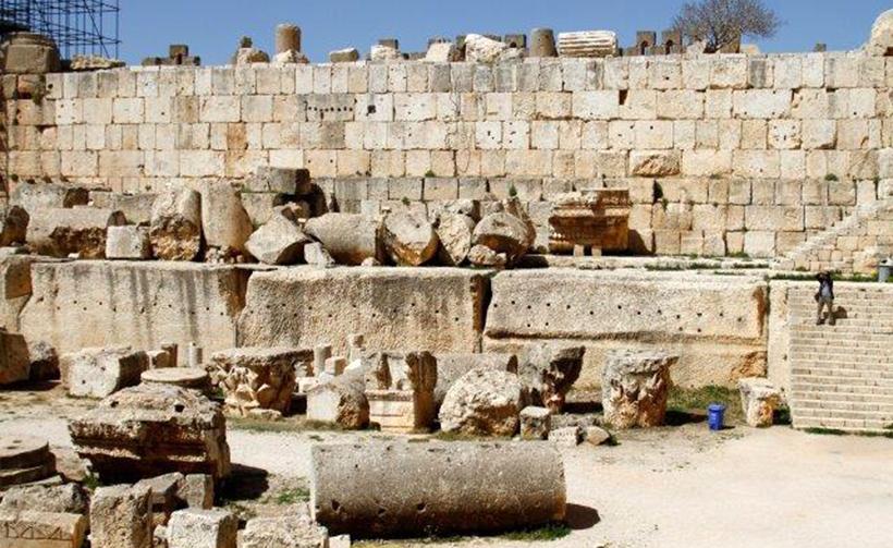 Мегалитические блоки Баальбека в Ливане: последние раскопки