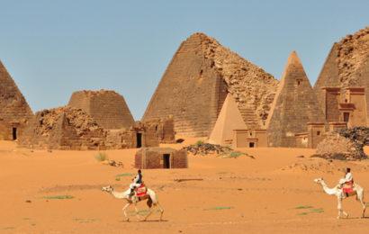 Пирамиды Мероитского царства — руины великой цивилизации