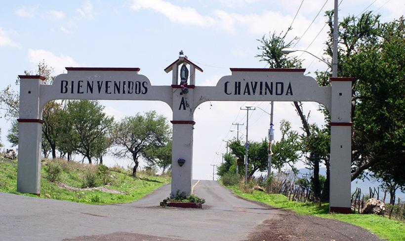 Чавинда