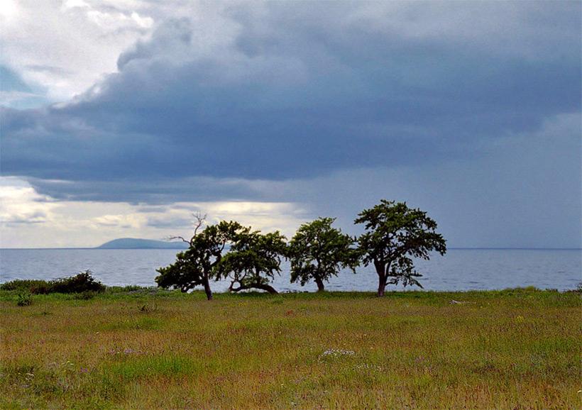 Загадки мыса Рытый на Байкале