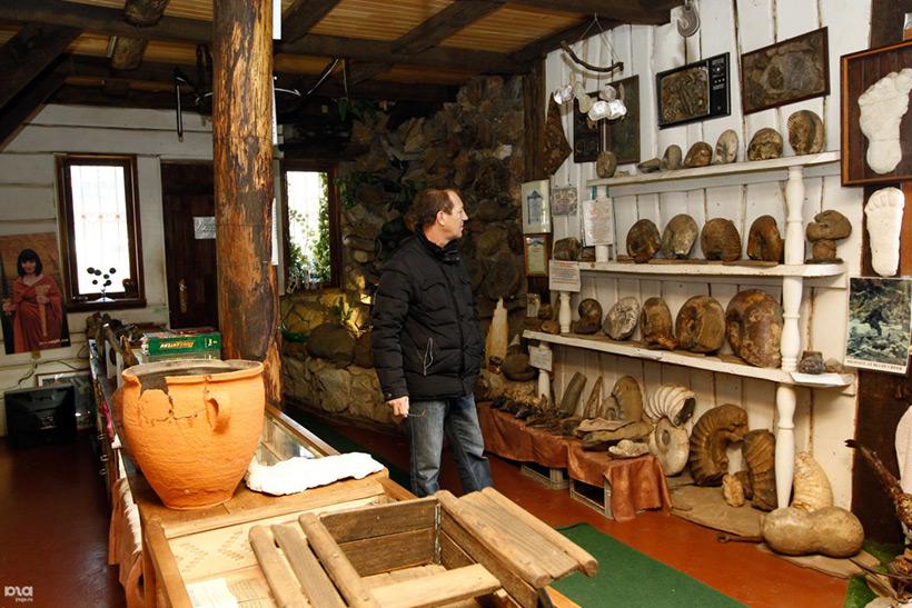 Музей снежного человека в Адыгее