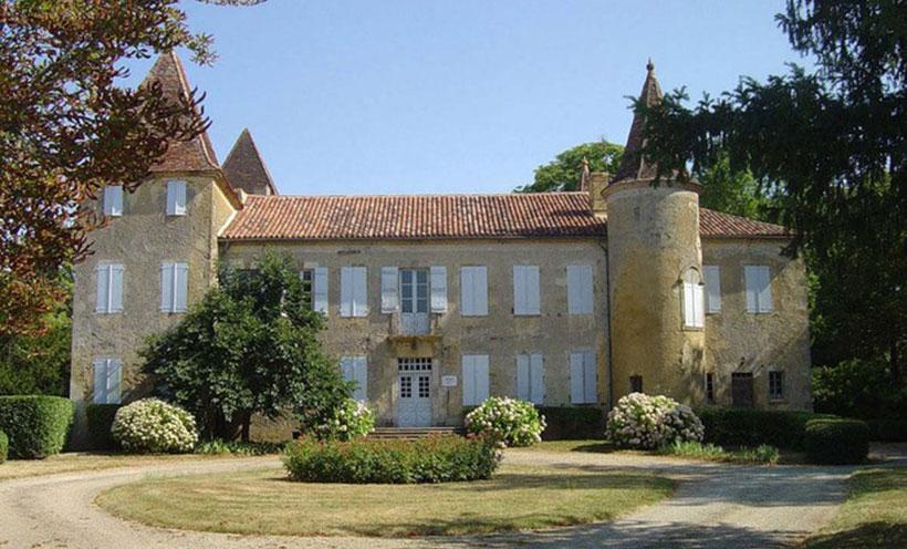 Замок Кастельмор