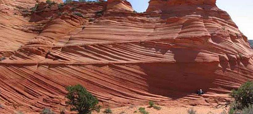 Песчаник Навахо