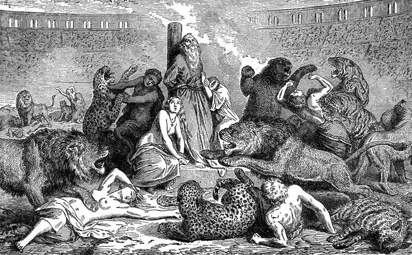 Казни христиан