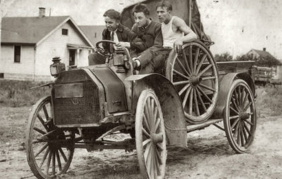 Первая банда на колёсах