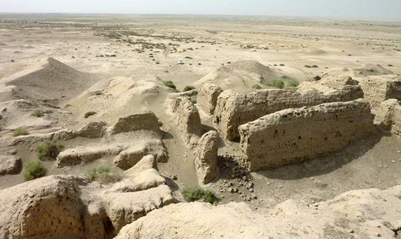 Руины Ниппура
