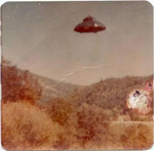 Фотография НЛО как семейная реликвия