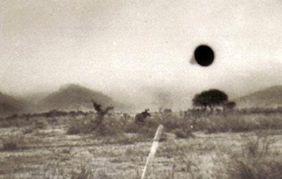 Свидетельство НЛО в Аргентине (Яканто, Кордова), 1960
