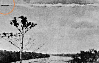 НЛО на перуанской таможне в Пуэрто-Мальдонадо, 1952