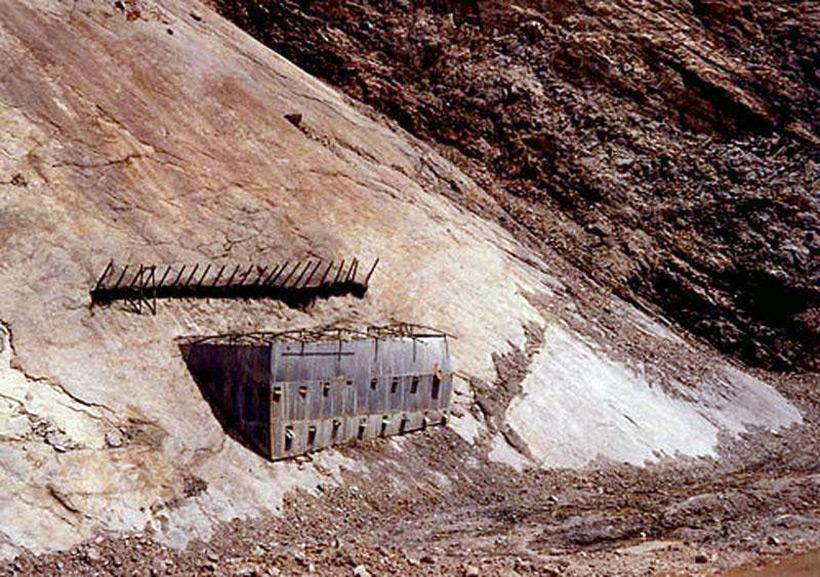 Рудник Окло