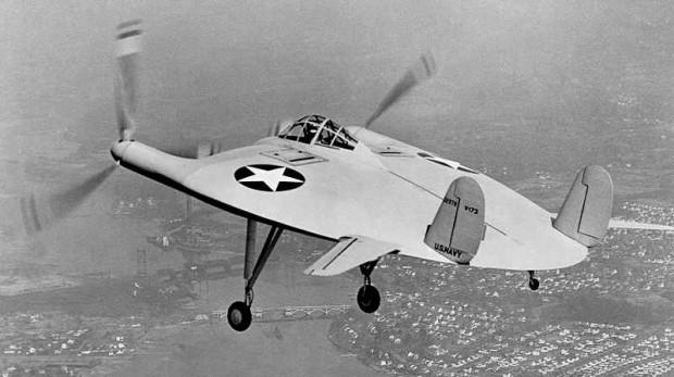 XF-5U «Скиммер»