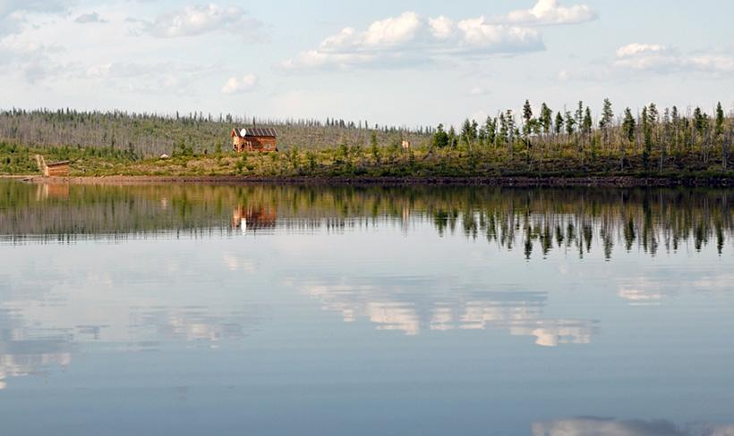 Озеро Лабынкыр
