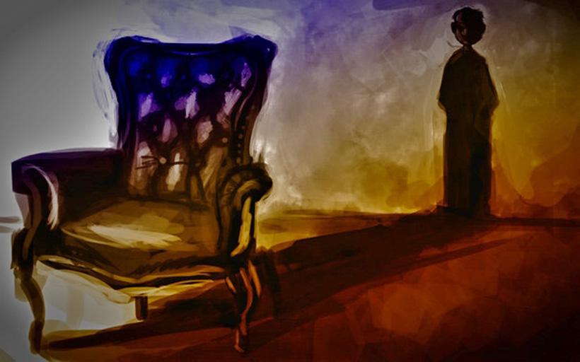 Проклятый стул