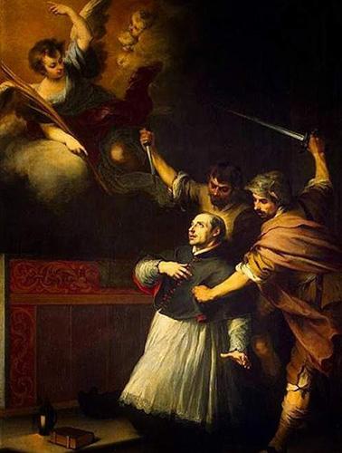 Смерть Педро де Арбуэса