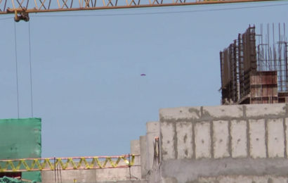 Над Перу была записана на видео летающая тарелка, есть множество очевидцев