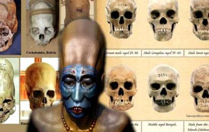 Паракасцы, жившие 3 000 лет назад в Перу, не были людьми