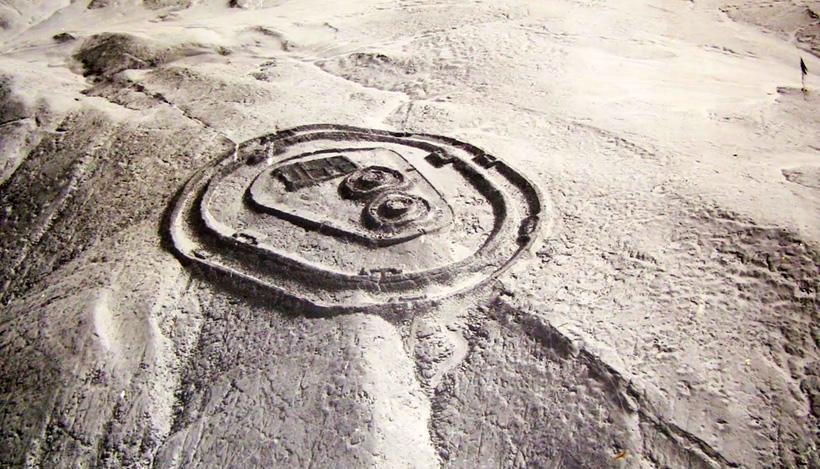 Тринадцать башен Чанкильо