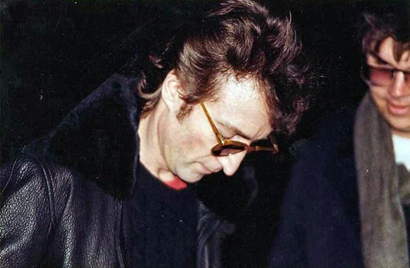 Джон Леннон и его убийца