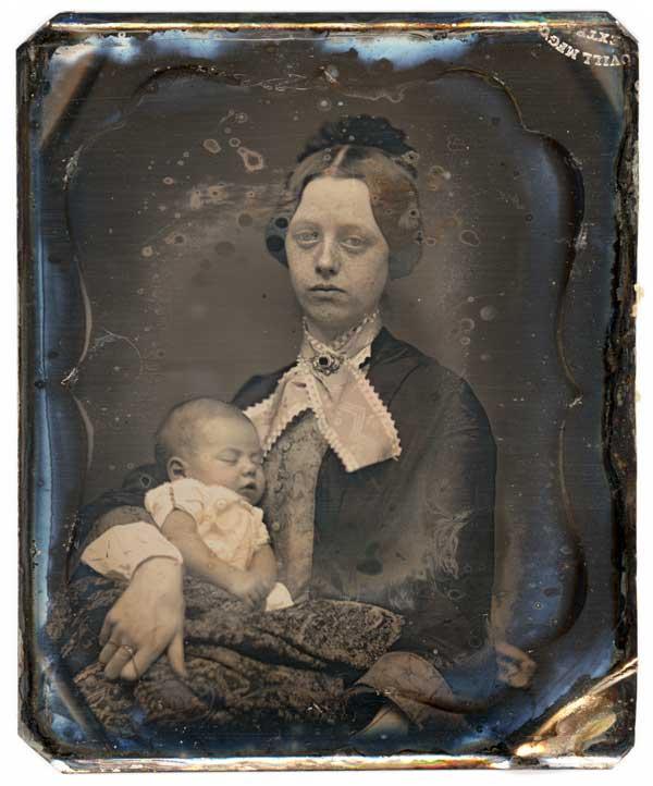Семейная фотография 19-го века