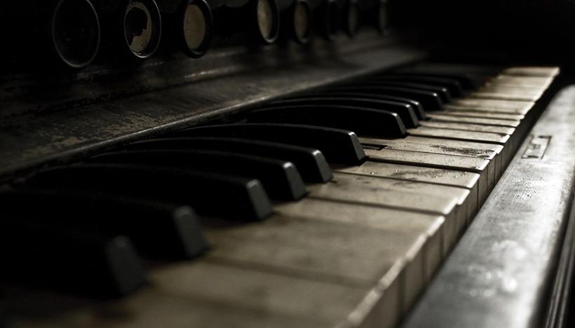 Левитирующий рояль