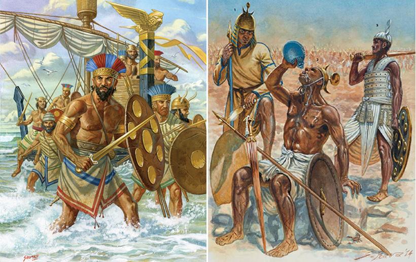 Народы моря