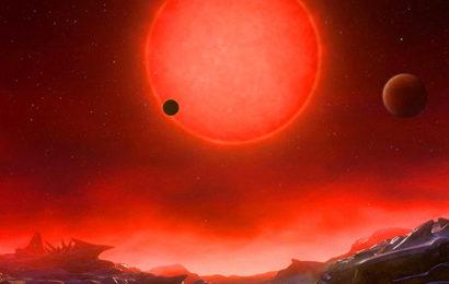 У Проксима Центавра обнаружена планета подобная Земле