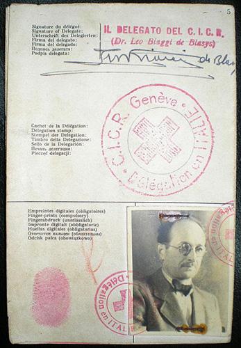 >Удостоверение Красного креста Эйхмана