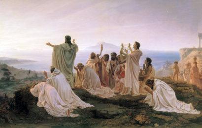 Пифагорейцы — этрусское братство