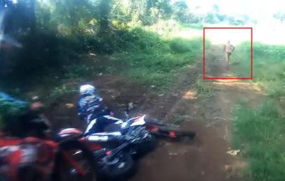 Столкновение с представителем пигмеев произошло на Суматре
