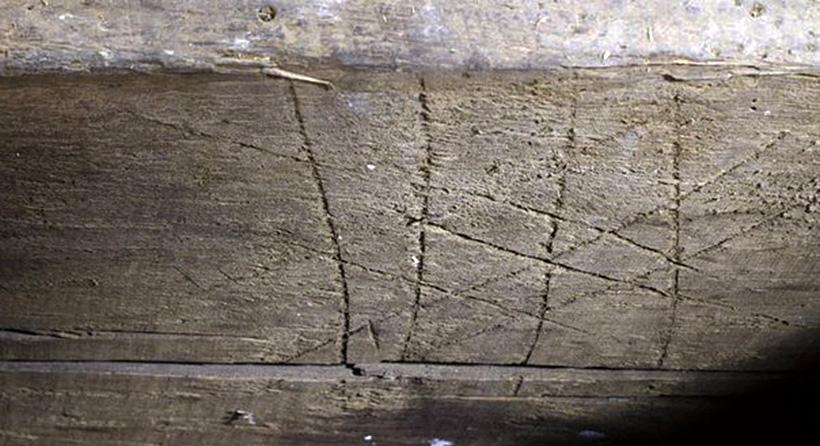 Ловушки для демонов в замке Ноул