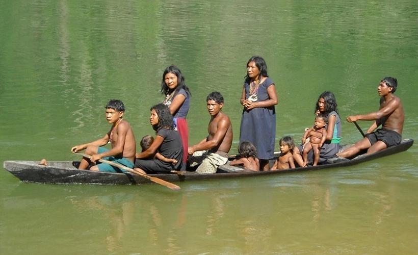 Племя, которое не спит