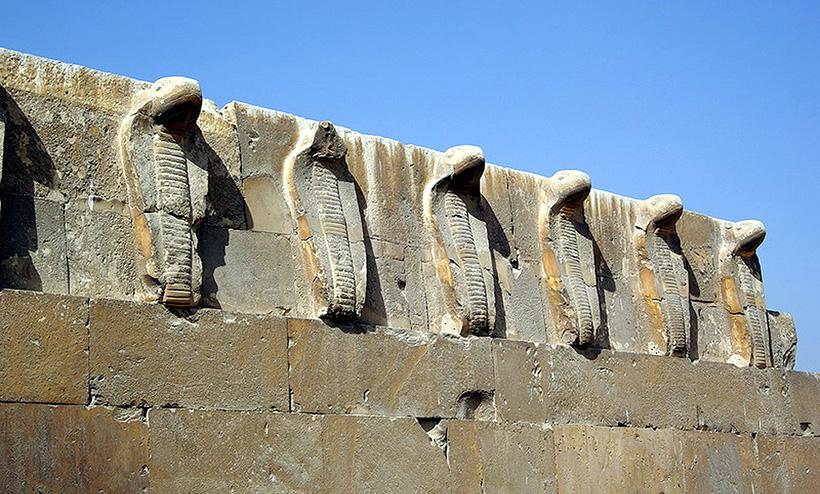 Загадки пирамиды Джосера