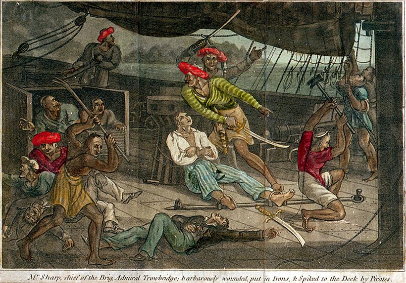 Берберийские корсары