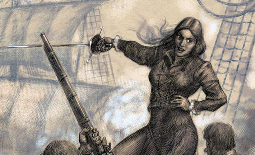 Ведьма на корабле