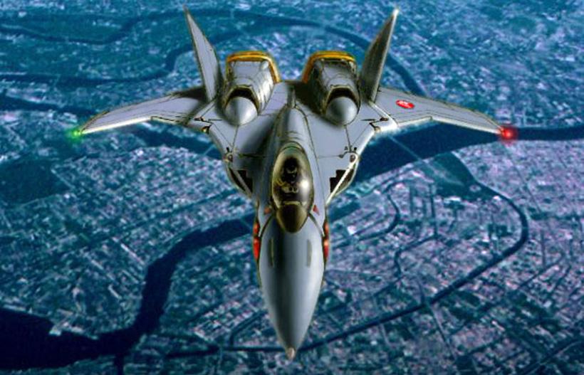 Самолет Су-52