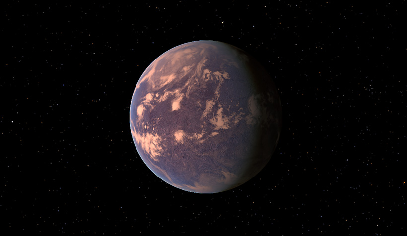 Адская планета