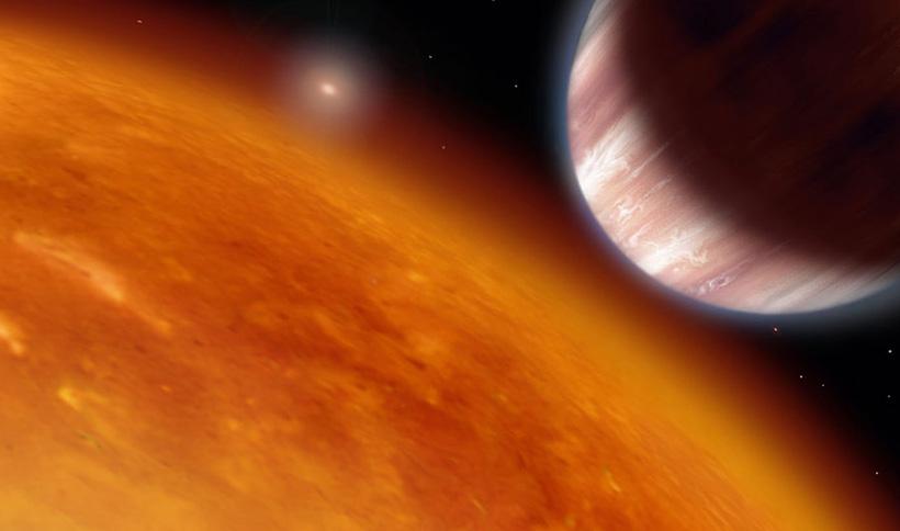 Самая легкая планета