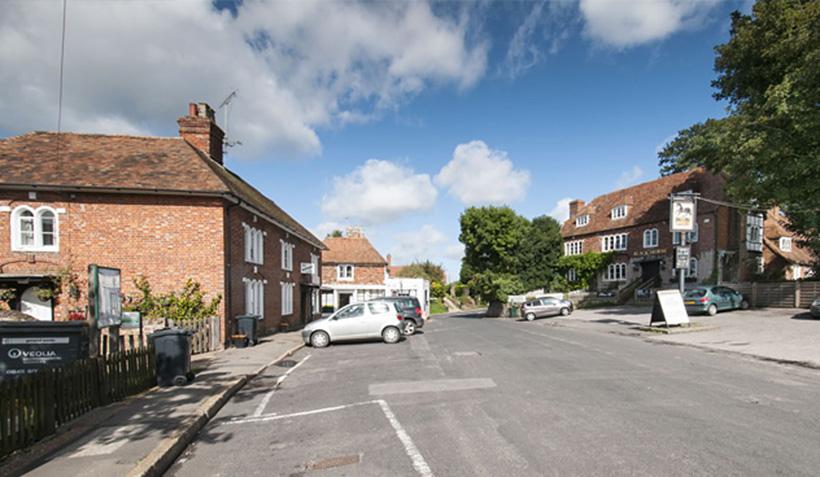 Деревня Плакли