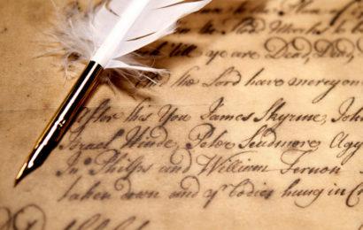 О чем говорит почерк