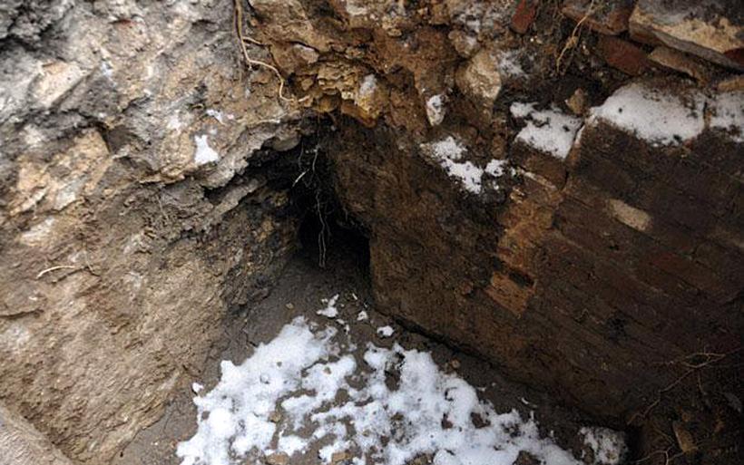 Подземный подкоп