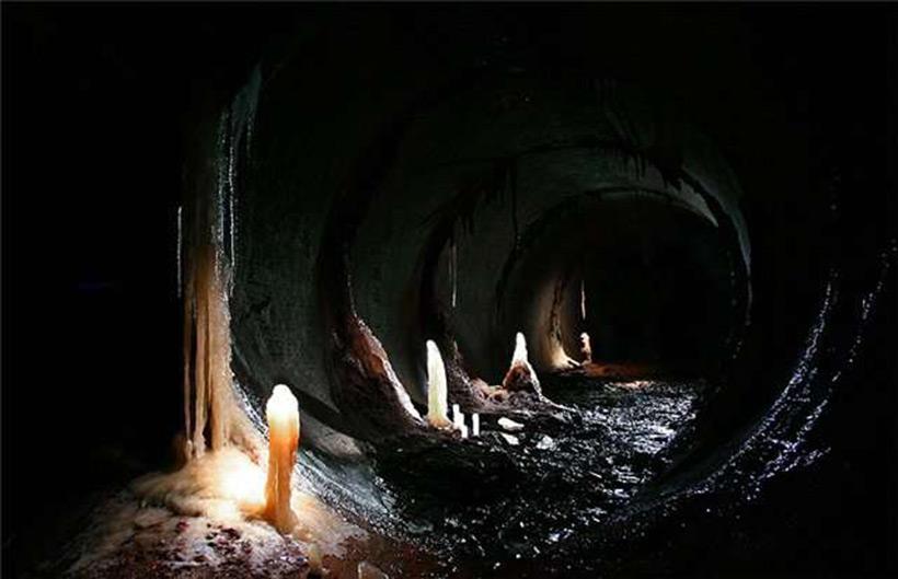 Диггеры: что можно увидеть под землей?