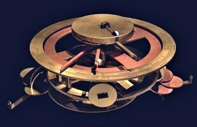 antikythera mechanism vs the wallingford clock